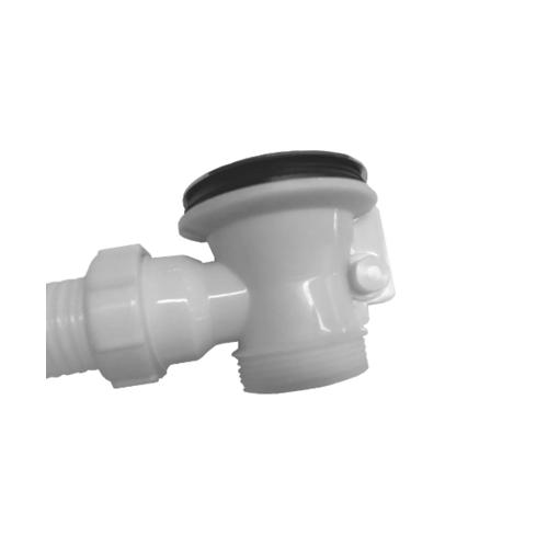 VERNO อุปกรณ์ระบายน้ำ XM-D002 สีขาว