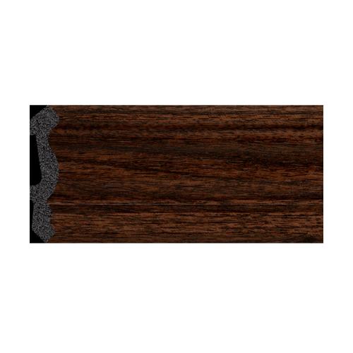 GREAT WOOD บัวเชิงผนัง  สีวอลนัทเข้ม 40x40x2900mm. JC194-5