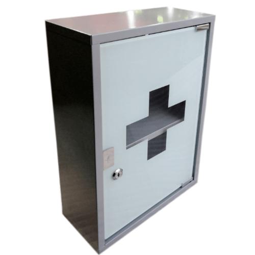 HATO ตู้ยา  ขนาด 30x40x12ซม. HF108-GY สีเทา