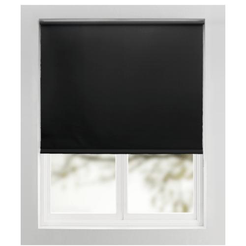 Davinci ม่านม้วนทึบแสง  ขนาด 100x160ซม.  BC-001B-RD54-3-100BK สีดำ