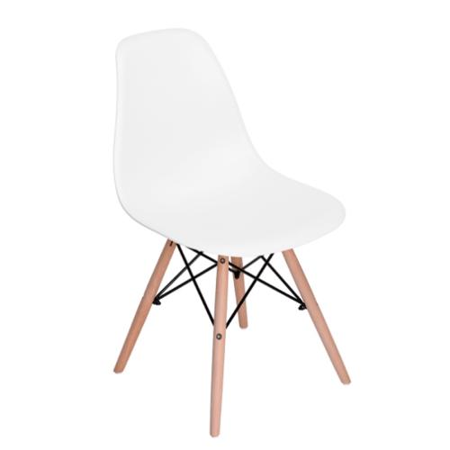 Pulito เก้าอี้ RICO  สีขาว