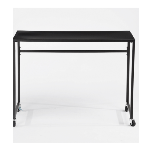 Pulito โต๊ะทำงาน  MALLECO สีดำ