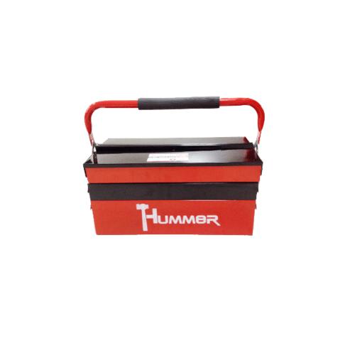 HUMMER กล่องเครื่องมือเหล็ก 3ชั้น 16