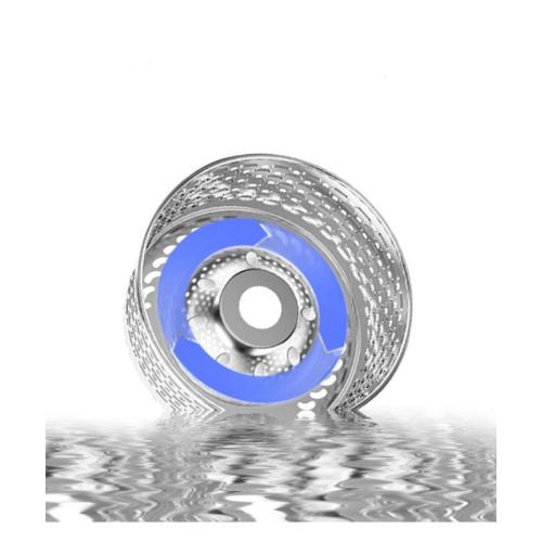 ICLEAN ชุดม็อปปั่นถังสเตนเลส ขนาด 28.5x48x24.5ซม ด้ามสเตนเลส สีกากี ZMP013-KHA คละสี