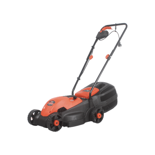 TUF รถตัดหญ้าไฟฟ้า 1200W M1G-ZP4-320 สีส้ม