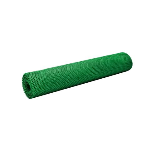 Leo Net ตาข่ายพลาสติก หกเหลี่ยม 13mm.90CMx10M.   #326 สีเขียว