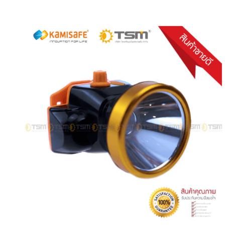 Kamisafe  ไฟคาดหัว KM-2870LY(ไฟสีเหลือง)