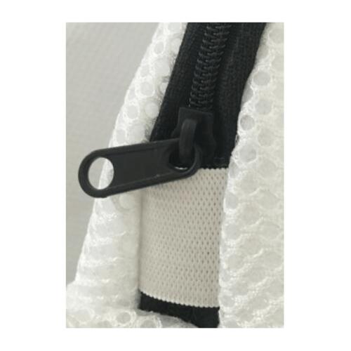 SAKU ถุงซักรองเท้า ขนาด 40x23x23 cm. GU105  สีขาว