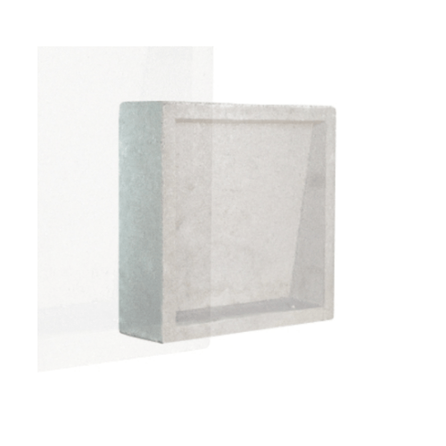 smart block บล็อคมวลเบา ตกแต่ง 30X30X10ซม.
