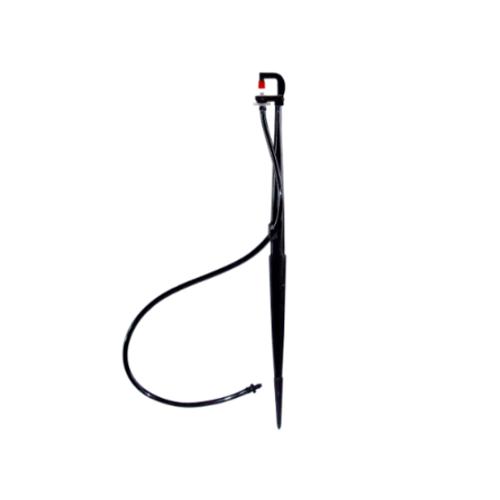 Super Products  ชุดมินิสปริงเกลอร์ 200ลิตร-สูง 40ซม.(10อัน/แพ็ค) Pro-6Set สีดำ