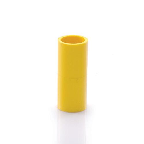 SCG ข้อต่อตรงเหลือง 1.1/2นิ้ว(40)