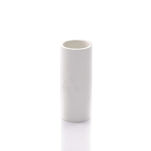 SCG ข้อต่อตรงร้อยสายไฟ 1.1/2 นิ้ว (40) สีขาว
