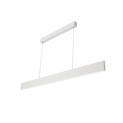 EILON โคมไฟแขวนโมเดิร์น 24W  KDD0004/1185 สีขาว
