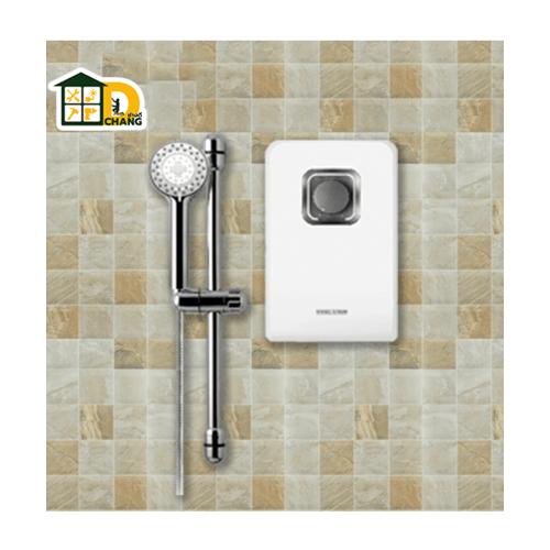 Global house บริการติดตั้งเครื่องทำน้ำอุ่นแบบเต็มระบบ ขนาด 3,000-5,500 วัตต์ (ไม่รวมอุปกรณ์ ยกเว้นเดินระบบท่อประปา)