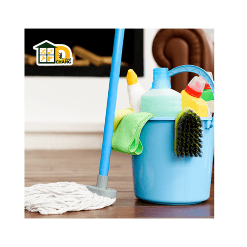 Global house บริการทำความสะอาดใหญ่ -