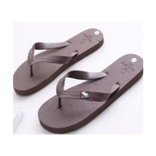 PRIMO รองเท้าแตะยางพารา เบอร์ 42-43  LR023 สีน้ำตาล