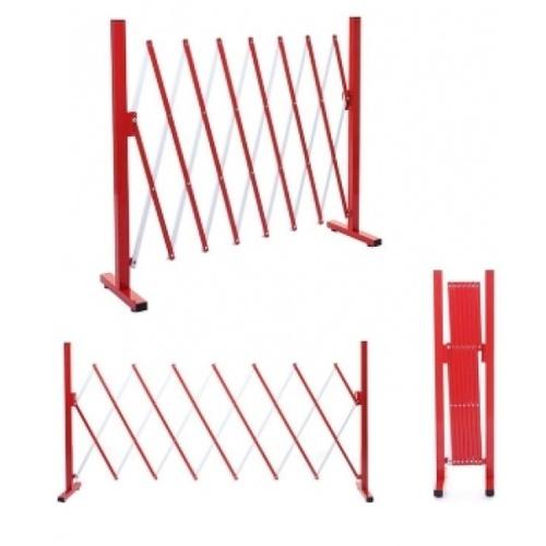 Protx รั้วอเนกประสงค์ยืด-หดได้ ขนาด 202x31x105cm  KT1004