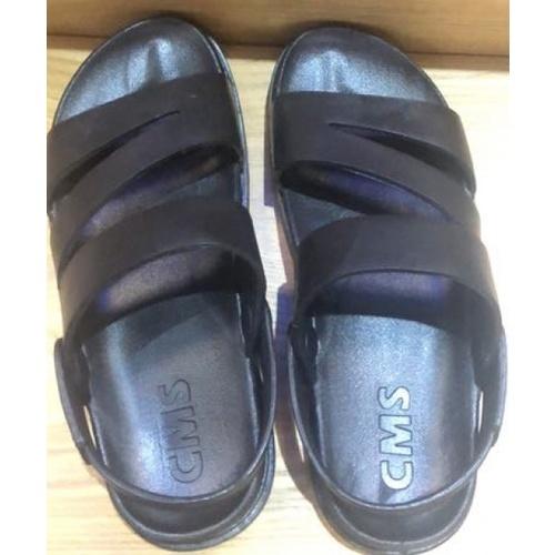 Primo รองเท้าแตะรัดส้น LY-T1822-43BK   สีดำ