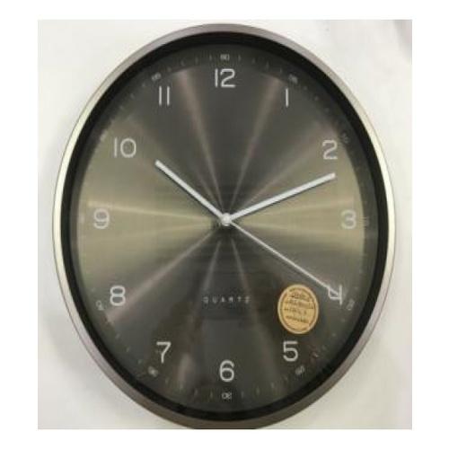 COZY  นาฬิกาติดผนัง 40ซม.  BY028 สีขาว