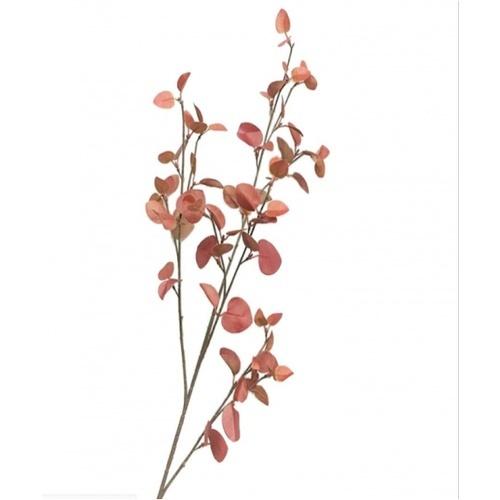 Local ดอกไม้ประดิษฐ์ตกแต่ง 1x90x1cm.  82449-RD  สีแดง