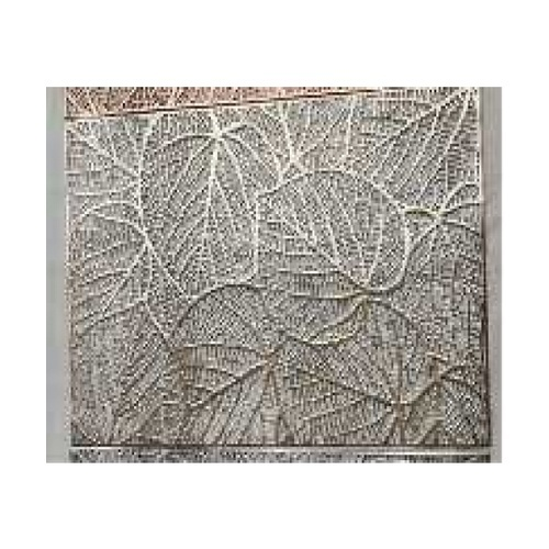 - แผ่นรองจาน PVC CD002  30x45cm  ขาว