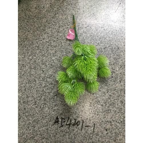 Tree O ดอกไม้ประดิษฐ์ตกแต่ง-SL055  ขาว