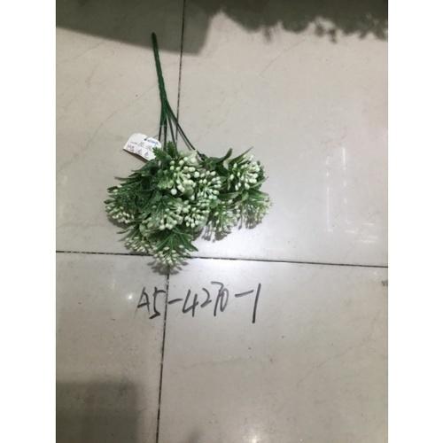 Tree O ดอกไม้ประดิษฐ์ตกแต่ง SL066 สีขาว