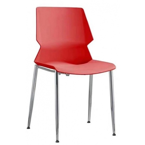 Delicato เก้าอี้สำนักงาน  PXY02-RD สีแดง