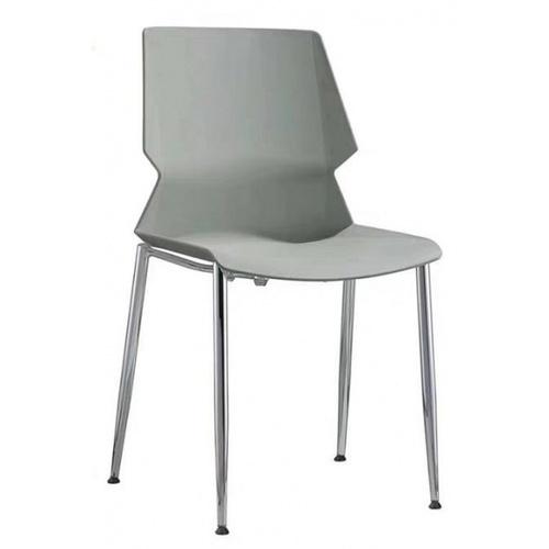 Delicato เก้าอี้สำนักงาน PXY05-GY  สีเทา
