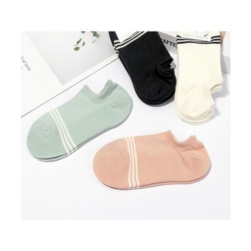 USUPSO USUPSO ถุงเท้าไร้ข้อ-ญ (#AA9)  ขาว