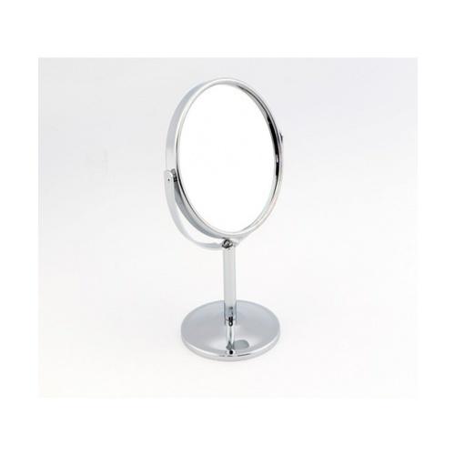 USUPSO กระจกเงาตั้งโต๊ะ ss ทรงกลม - สีโครเมี่ยม