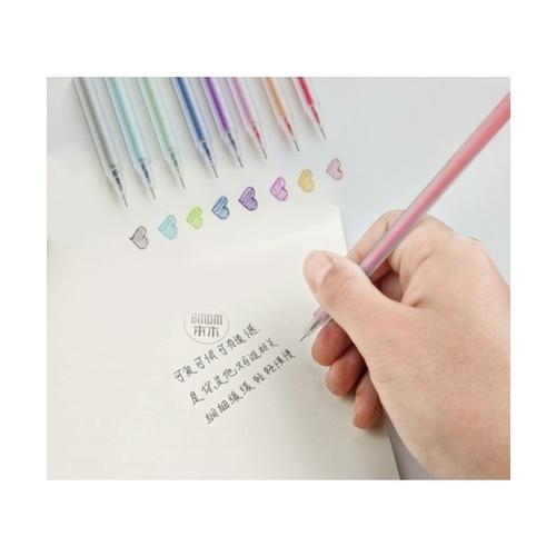 USUPSO ปากกาเจล สีชมพู - สีชมพู