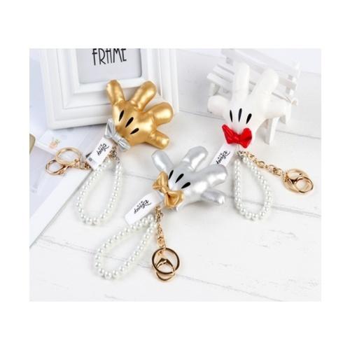 USUPSO USUPSO พวงกุญแจ Adorable (#E)  ขาว