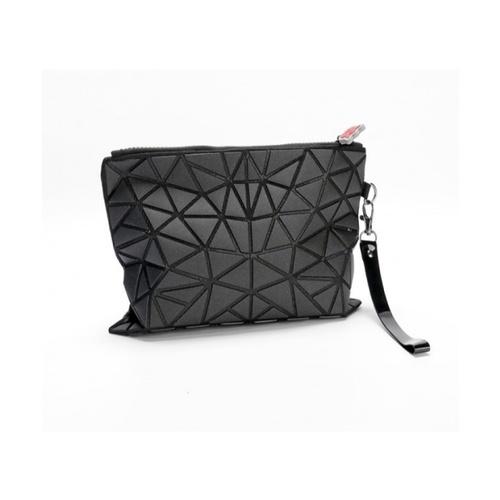 USUPSO กระเป๋าเครื่องสำอางค์ สีดำ - สีดำ
