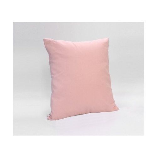 USUPSO  หมอนอิง ขนาด45x45 cm (#I9) สีชมพู
