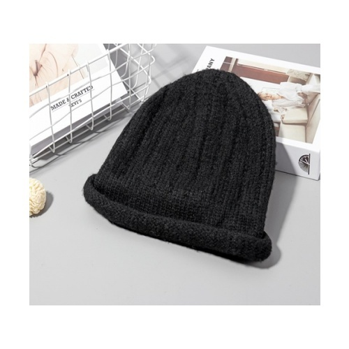 USUPSO USUPSO หมวกไหมพรม 3003 (#BK5)  ขาว