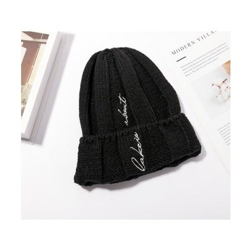 USUPSO USUPSO หมวกไหมพรม 3005 (#BK5)  ขาว