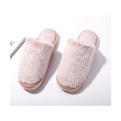 USUPSO รองเท้าใส่ในบ้าน - สีชมพู
