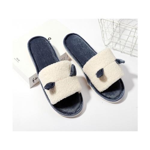USUPSO รองเท้าใส่ในบ้าน - สีน้ำเงิน