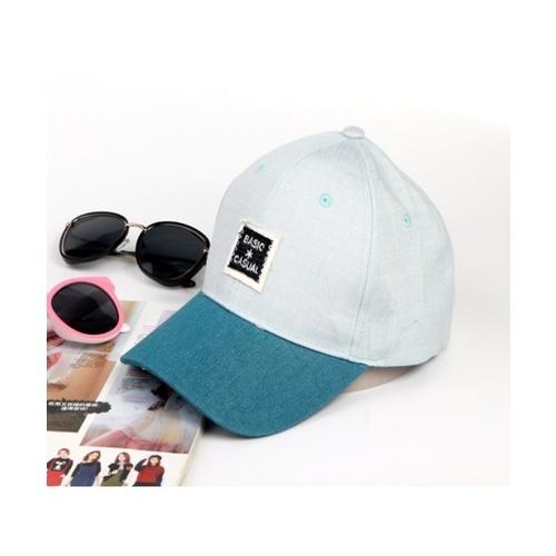 USUPSO  หมวกแก๊ป   Denim Baseball  สีฟ้า