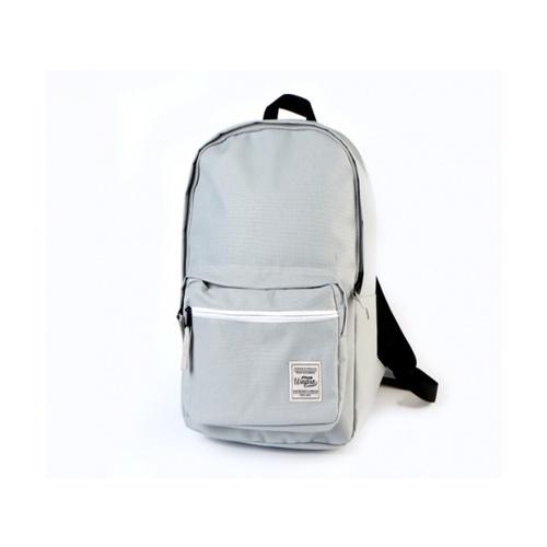 USUPSO  กระเป๋าเป้สพายหลัง  versatile  สีเทา