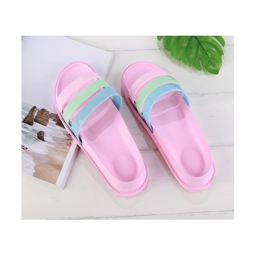 USUPSO  รองเท้าแตะ  (39-40) USUPSO  สีชมพู