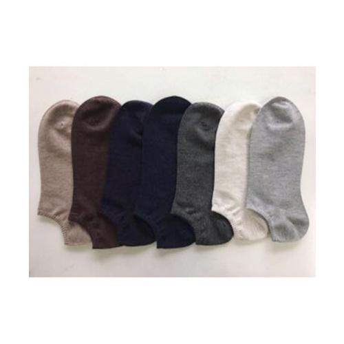 USUPSO  ถุงเท้าผู้ชายสีพื้น (2คู่) -