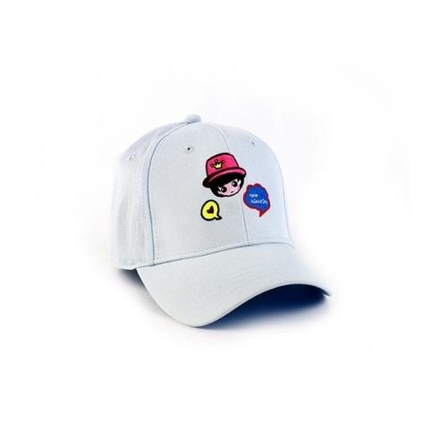 USUPSO หมวกแค้ปเด็กผู้หญิง  - สีฟ้า