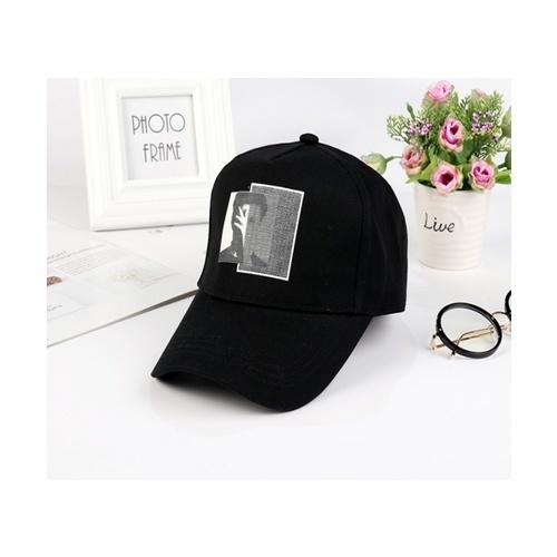 USUPSO หมวกแค้ป Baseball - สีดำ