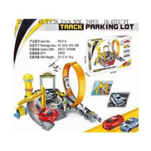 Sanook&Toys ชุดที่จอดรถ 288537
