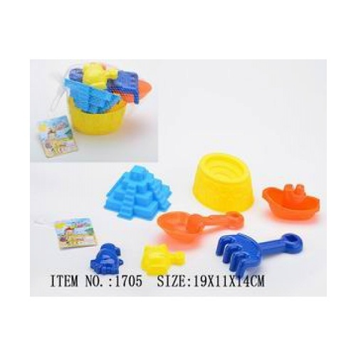 Sanook&Toys  ชุดของเล่นชายหาด  7PCS 272414