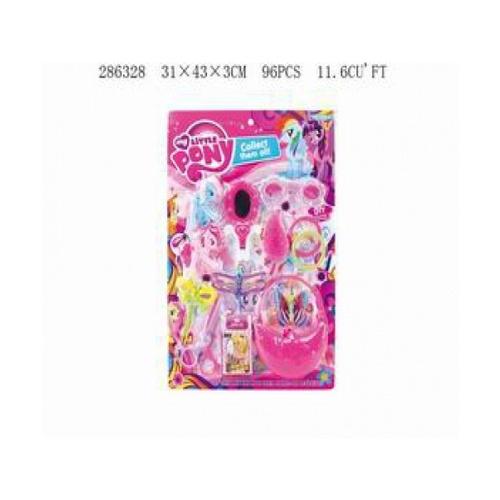 Sanook&Toys ชุดแต่งตัวแฟนซี 286328 สีชมพู