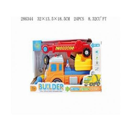 Sanook&Toys  รถโมเดล  286344 สีส้ม