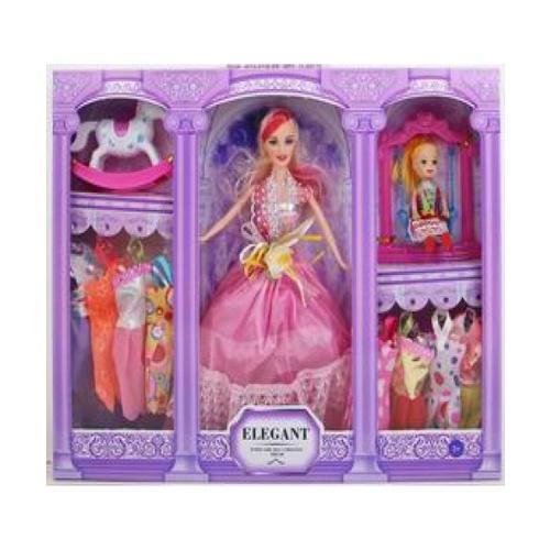 Sanook&Toys ตุ๊กตา 294128 สีม่วง